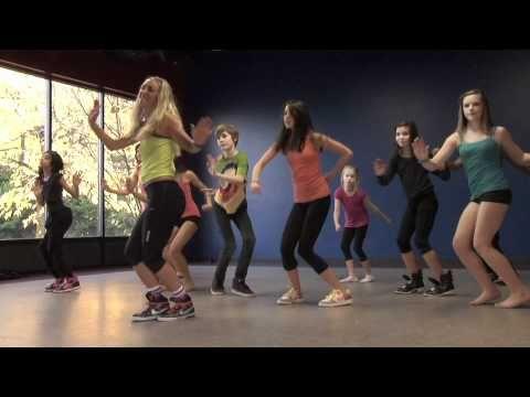 Whip My Hair Kids Dance Fitness