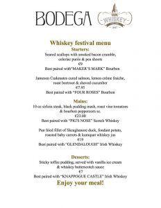 Cork Whiskey Festival