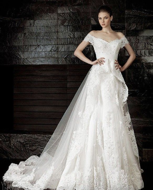 Wedding dress wedding pinterest for Pinterest dresses for wedding