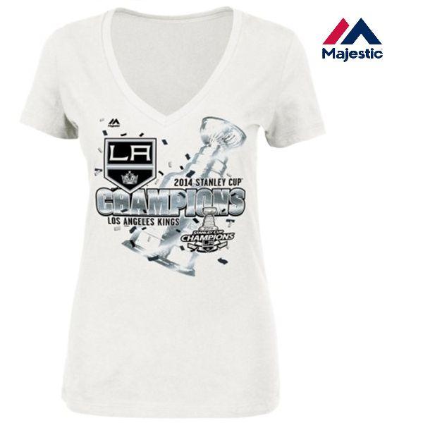 Dámské tričko Los Angeles Kings Stanley Cup Champions   http://fans-shop.eu/1105-stanley-cup-champions-2012-2014