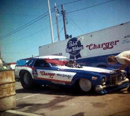 Funny Car Vintage Drag Racing Pinterest