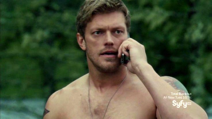 "Adam ""Edge"" Copeland taking a call.  #Edge #WWE #Wrestler #Wrestling #Haven"