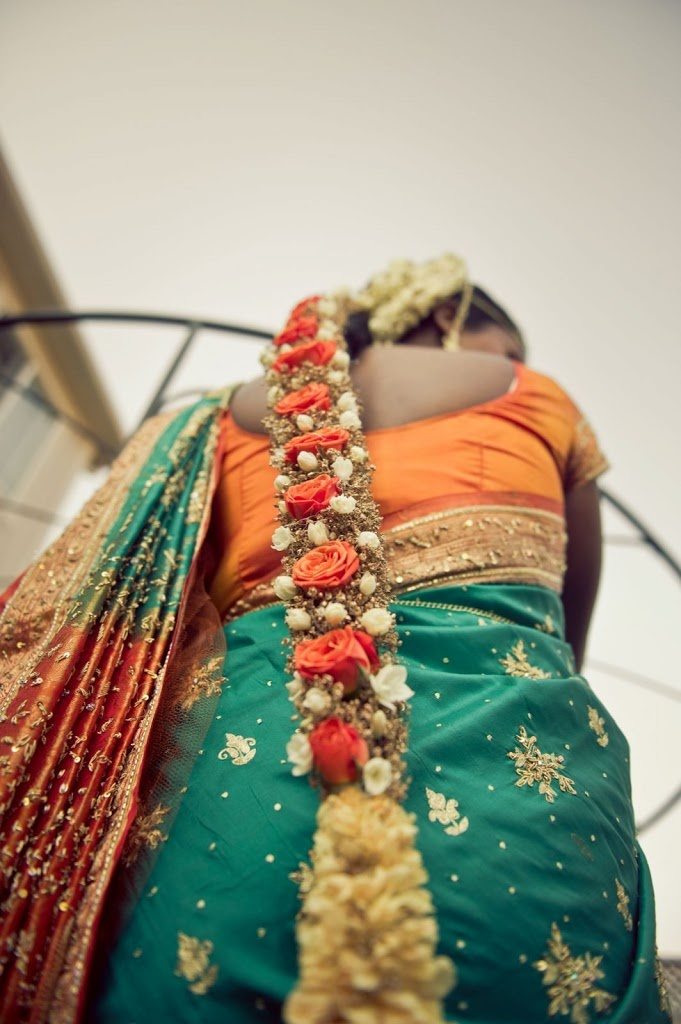 Traditional indian wedding / Hindu bride