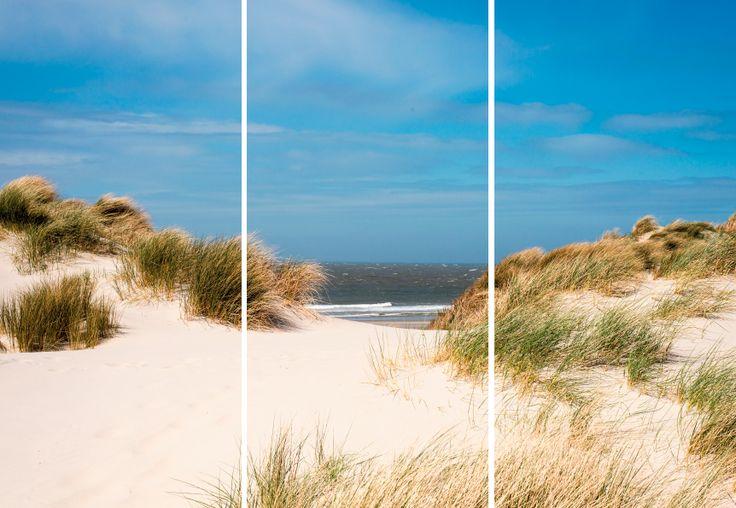Dieses Motiv ist einzigartig und nur bei uns zu finden!  Designset bestehend aus: 1x winwall 100cm x 210cm, Nordsee 1.1 1xwinwall 100cm x 210cm, Nordsee 1.2 1x winwall 100cm x 210cm, Nordsee 1.3 Wandverkleidung...
