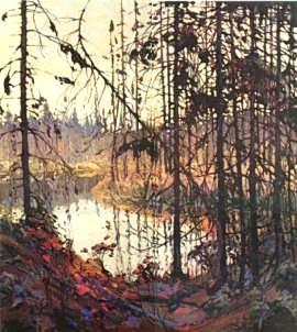 Tom Thomson  Northern River