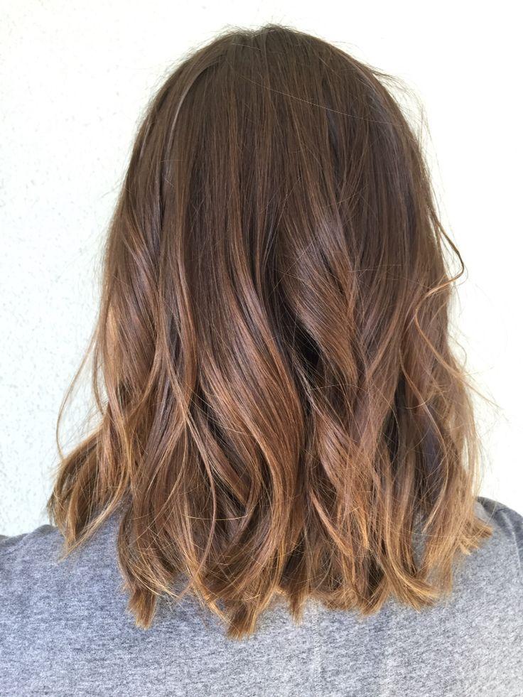 Lob haircut! Done by Ellie Tognozzi at SadieJean …