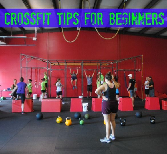 If you're ready to give this popular workout a go for the first time --- and you totally should --- here are CrossFit tips for beginners from Billy De La Rosa.