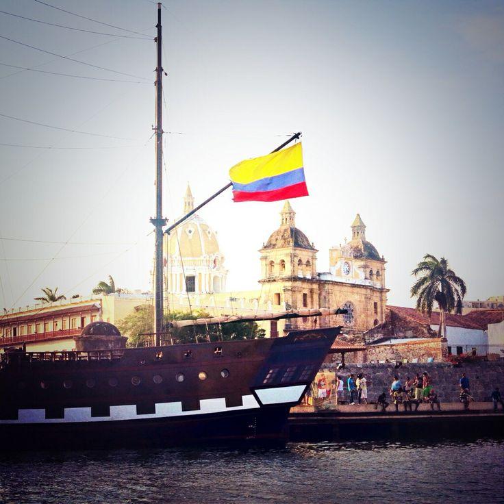 #Cartagena de Indias: mágico!