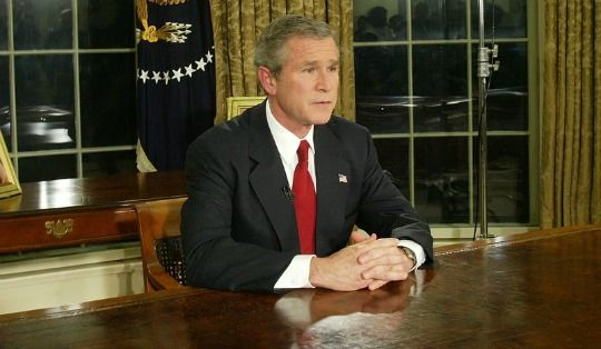'The Country You Destroyed': A Letter to George W. Bush by Ralph Nader