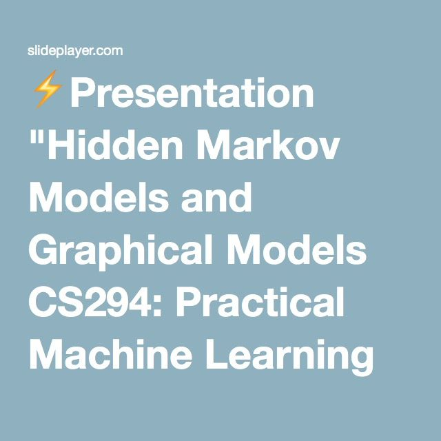hybrid hidden markov model for face In this chapter, several methods for combining hidden markov models (hmms) and neural networks (nns) for hybrid hmm/nn systems are presented these systems can be used in a variety of pattern recognition applications that are most successfully handled by statistical recognition methods typical.