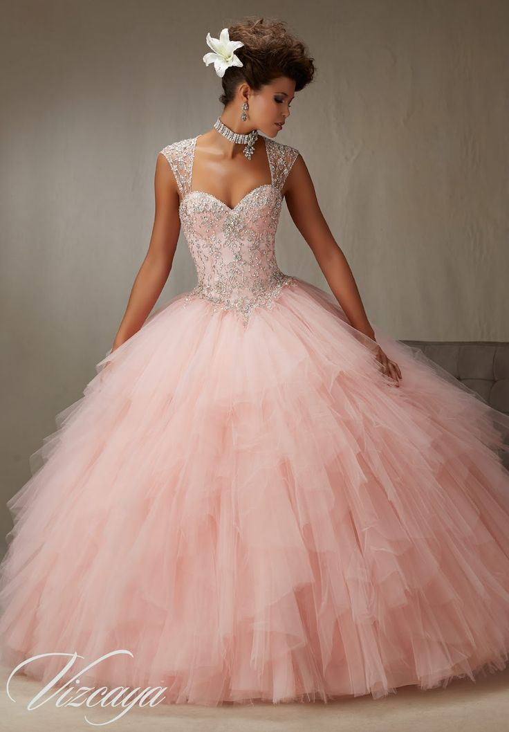 63 best vestidos 15 años images on Pinterest | Quinceanera, Ballroom ...