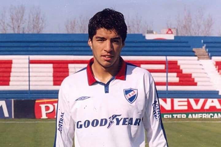Luis Suarez. Club Nacional de Football