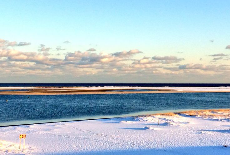 Photos: Chatham in the snow - Cape Cod Online