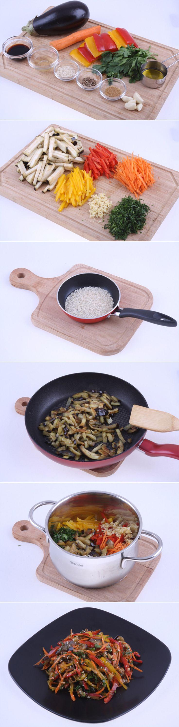 Вегетарианский салат из маринованных овощей. Очень простое в приготовлении вегетарианское блюдо за 30 минут. Красивый и вкусный салат с восточными нотками без лишних калорий. Полный список ингредиентов и способ приготовления блюда вы можете увидеть в...http://vk.com/dinnerday; http://instagram.com/dinnerday #овощи #кулинария #салат #постное #вегетарианское #витамины #еда #рецепт #dinnerday #food #cook #recipe #salad #vitamins #vegetable #cookery #vegetarian