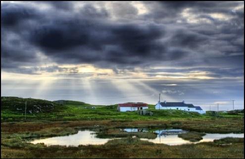 Ireland, where I want to go.
