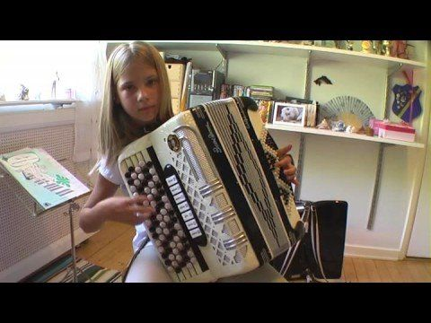 Vilma plays Hungarian Dance no 5 by Brahms - YouTube