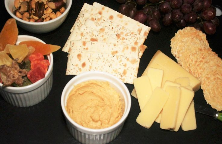 Low-Sodium Snack Platters for Holiday Entertaining