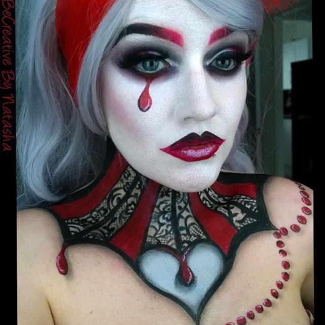 640 best HALLOWEEN MAKE-UP images on Pinterest   Costumes ...