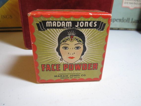 Madam Jones