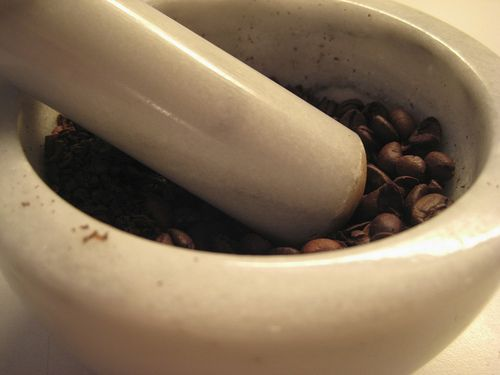 wikiHow to Grind Coffee Beans Without a Grinder -- via wikiHow.com