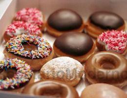 Donas tipo Dunkin Donuts. Para comertelas todas!