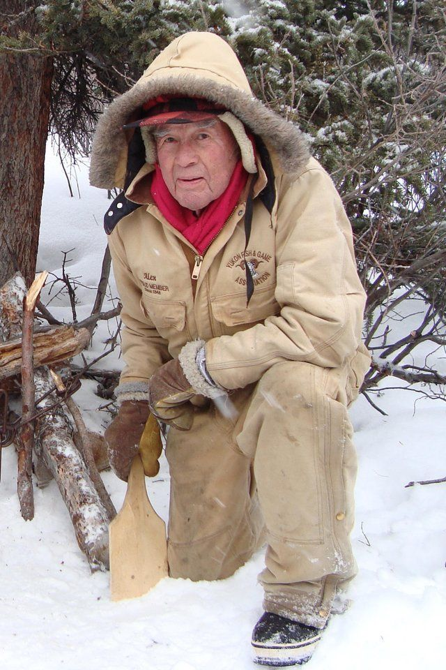 """The late Alex VanBibber had a favourite refrain: """"An outdoor life is a healthy life."""" This is according to his friend, Harvey Jessop. Jessop wrote some remarks about VanBibber's life for the Yukon Fish and Wildlife Management Board, pertaining to..."""