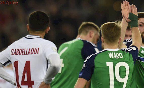 Severní Irsko předhání Čechy. Hrajeme opravdu dobrý fotbal, říká kouč