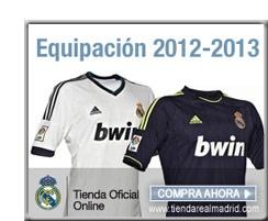 Solo el 3/10/2012 en la tienda oficial del Real Madrid 10% de descuento en todos los productos http://s4u.im/ZnvunDkS