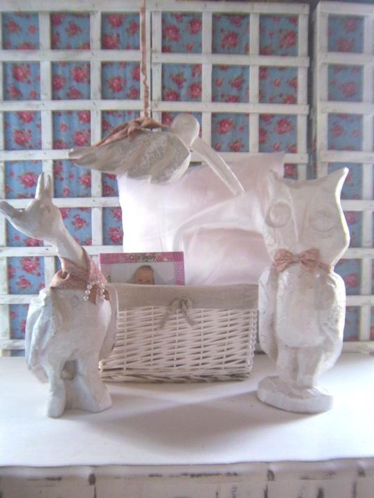 The Little Woods Creatures...For Nurseries and Kids Rooms