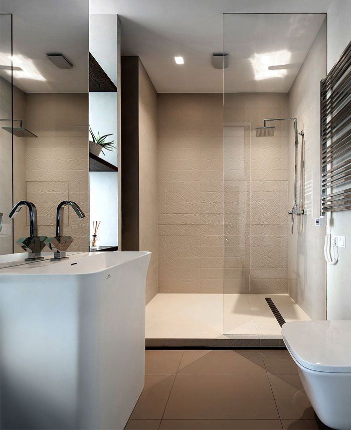 Parus Apartment by Rina Lovko Studio - InteriorZine