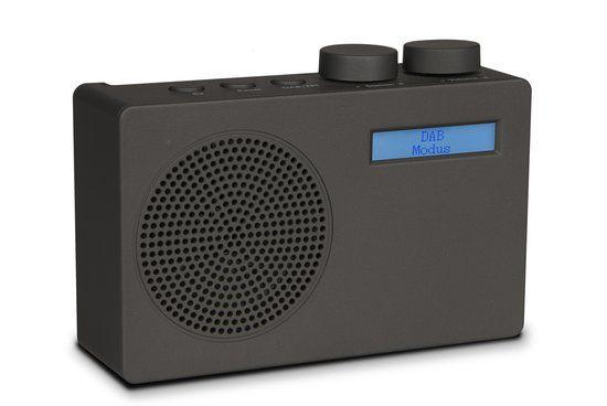Nikkei NDB10AT portable DAB radio met FM Autoscan en 3Watt RMS