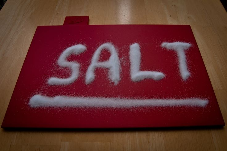Too Much Sodium In Your Diet? Here`s How To Painlessly Reduce Your Salt Intake - http://lowcarbnutrients.com/too-much-sodium-in-your-diet-heres-how-to-painlessly-reduce-your-salt-intake/