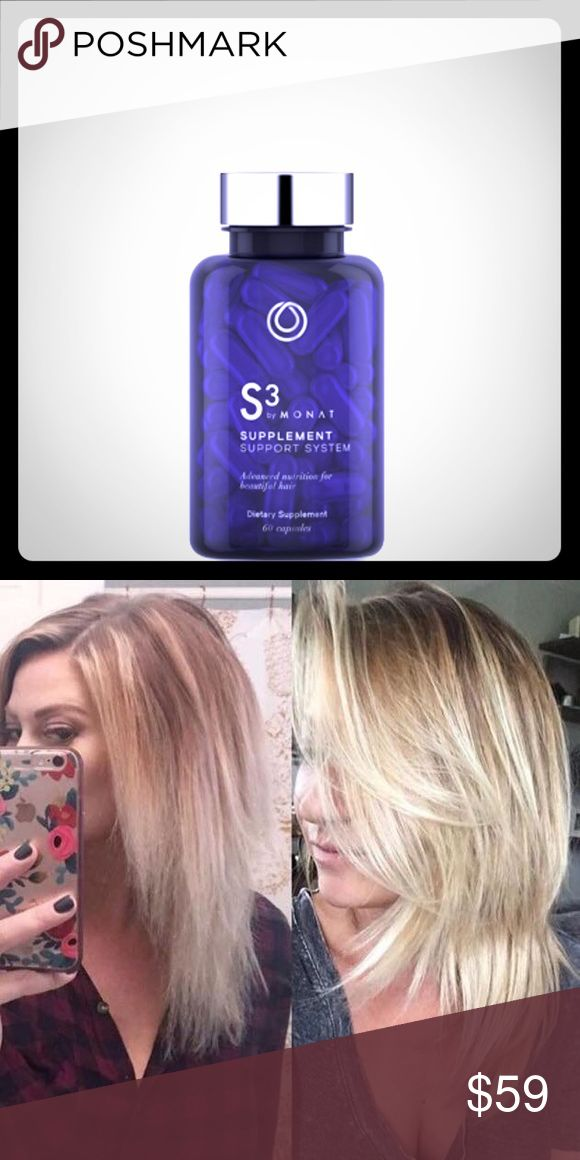 All natural hair-growth supplements All natural hair growth supplements containing many natural ingredients. monat Other