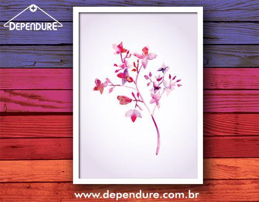 Como o dias mães está chegando a Dependure já está preparada! Tem uma coleção linda de flores que as mamães vão amar!!! Corre já pra www.dependure.com.br