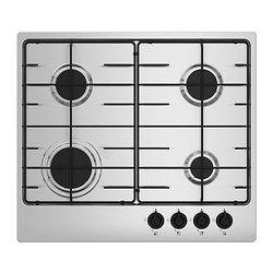 IKEA - SMÅKOKA, Gaskochfeld, Inklusive 5 Jahre Garantie. Mehr darüber in der Garantiebroschüre.Die Kochfelder sind auf die Elektrogeräte von IKEA abgestimmt. So lässt sich die Küche komplett in einem Stil einrichten.Automatische Zündung durch Eindrücken und Drehen der Bedienknöpfe - keine Streichhölzer oder Anzünder nötig.Mit den Brennern lassen sich Hitze und Zubereitungszeit gut kontrollieren - für präzises Kochen.Spart Gas und Geld, da die Brenner bis zu 13% effizienter sind als…