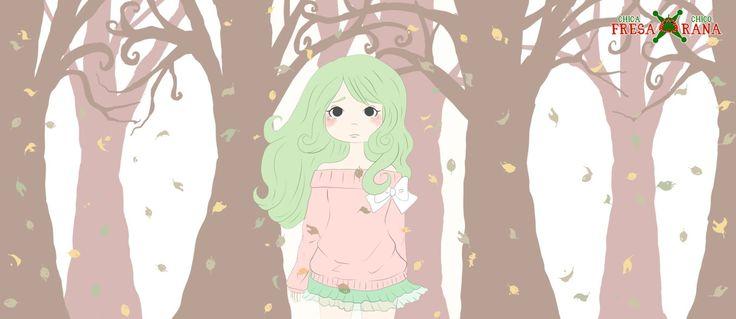 Farewell in Autumn by misslunaviolet