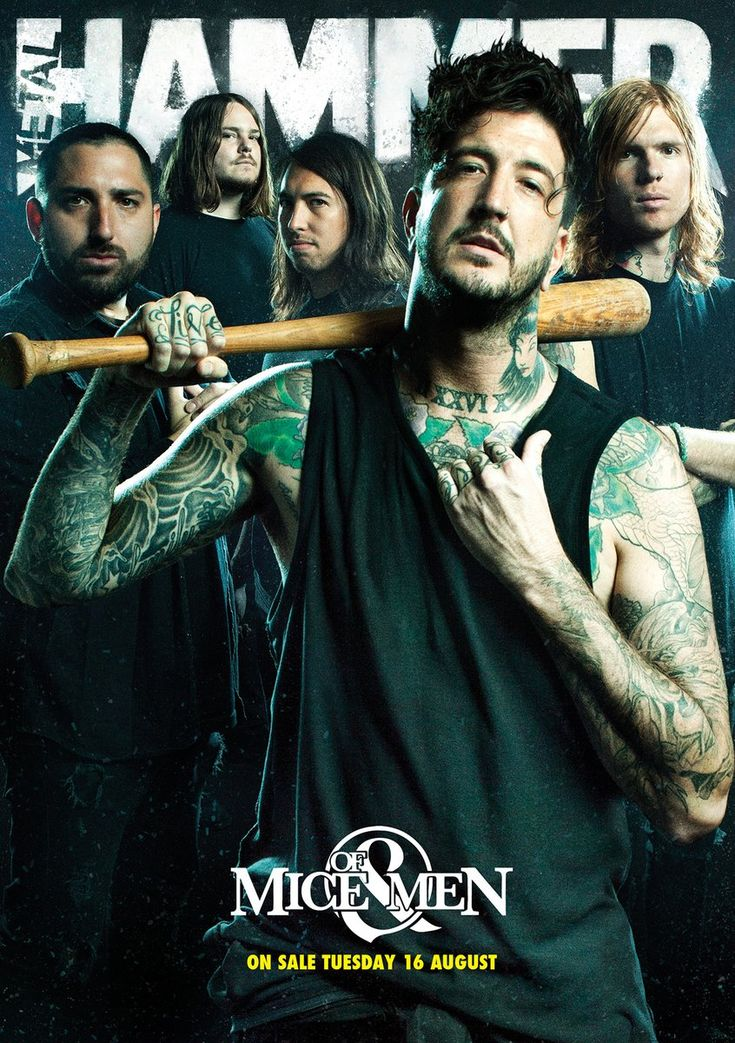 Of Mice And Men (band) images Interview in Metal Hammer Magazine ...