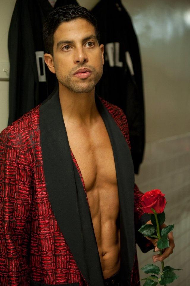 Adam Rodriguez (2 words: Magic Mike!!!) - YUM