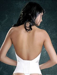 Undergarments Merry Modes 728S Wedding Undergarments Image 2