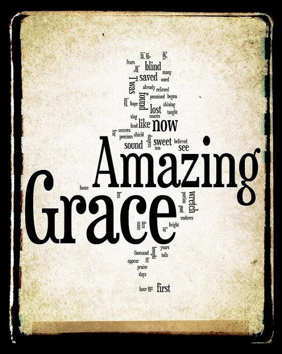 amazing grace...etsy