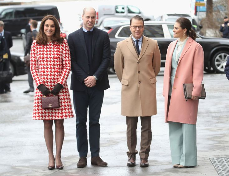 Kate Middleton is five months pregnant. After a difficult start to the pregnancy with extreme morning sickness, new pictures show her happy and healthy.