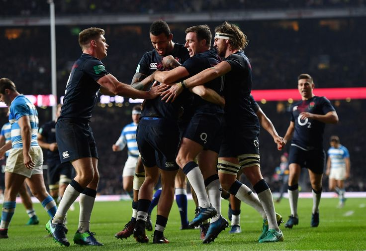England vs Argentina player ratings: Chris Robshaw and Jonny May shine as home side show their resolve #england #argentina #player #ratings…