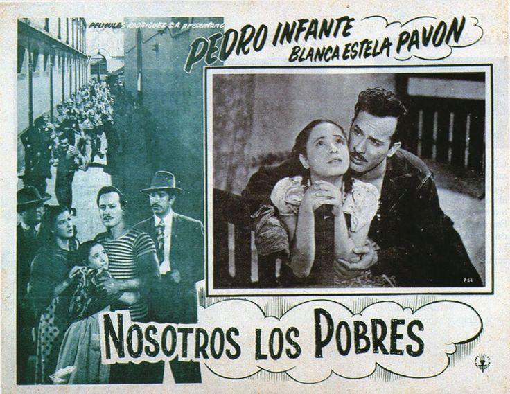 Nosotros Los Pobres- Pedro Infante