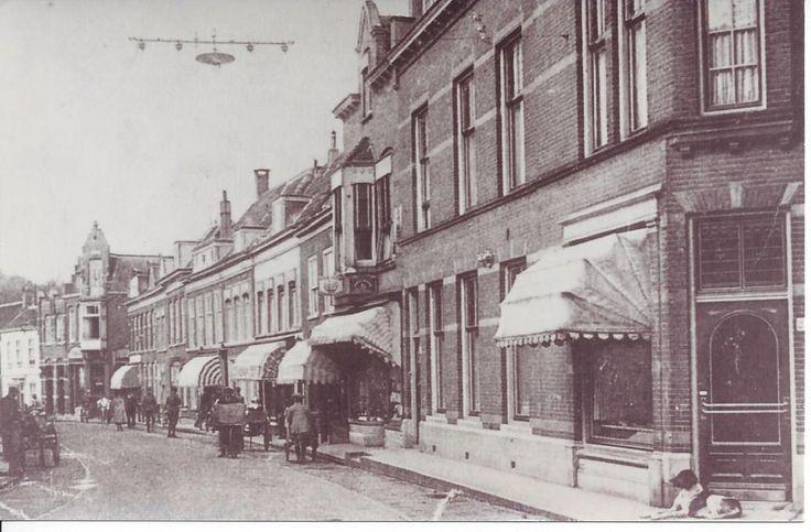 bakkerij van der sijs rijswijk 1908