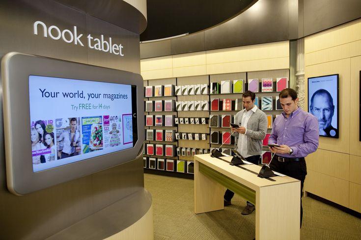 Barnes & Noble Nook Botique