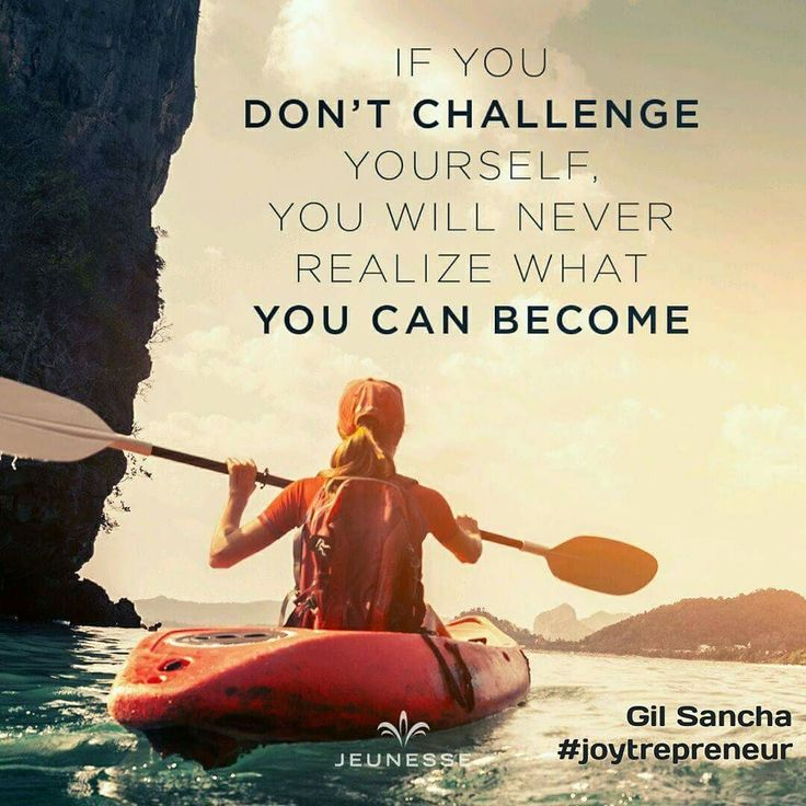 Don't limit your challenges. Challenge your own limits.
