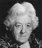 Yes, there was a time that Actors and Actresses were cast according to the revolutionary idea of talent, instead of merely beauty (and Family heritage)!  Margaret Taylor Rutherford She is probably best known for her 1960s performances as Miss Marple!!!