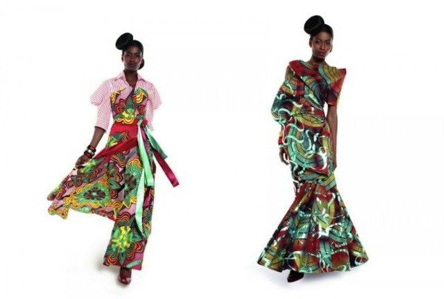 Check out these stylish trendy Ankara designs for dark-skinned ladies.