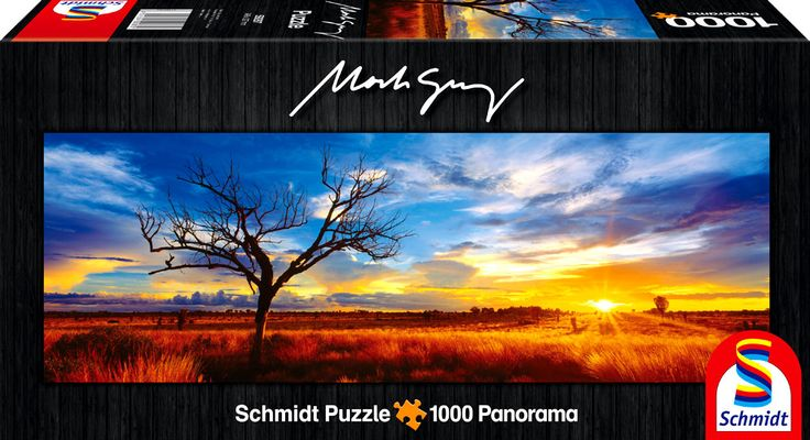 Showcasing a select collection of Mark's stunning landscape photographs, these high quality Schmidt Spiele Puzzles have 1000 pieces and are suitable for children from 12 years old through to adults. Description from markgray.com.au. I searched for this on bing.com/images