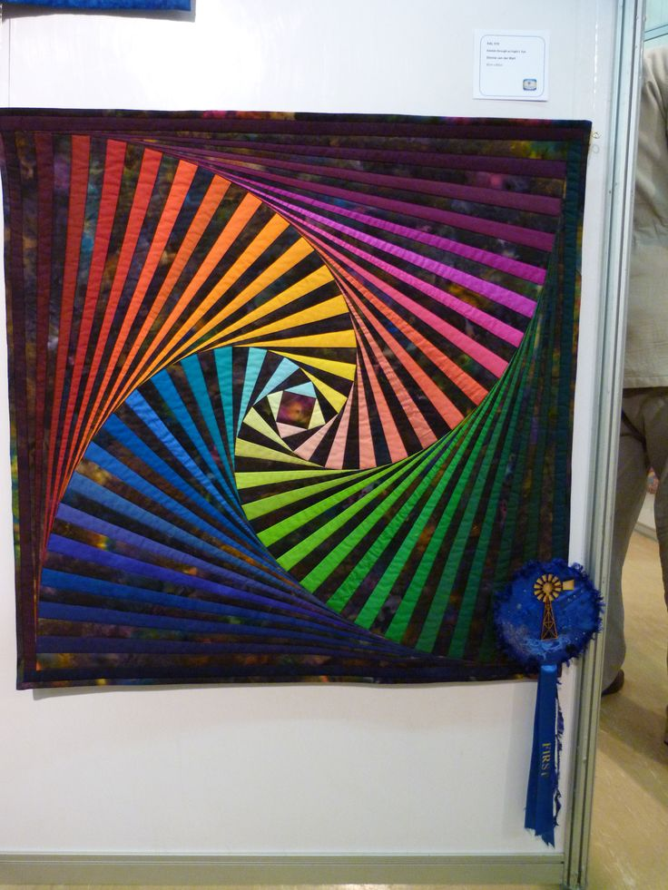 1000 Images About Rainbow Quilts On Pinterest Block Of